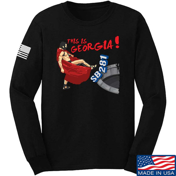 This Is Georgia Long Sleeve T-Shirt