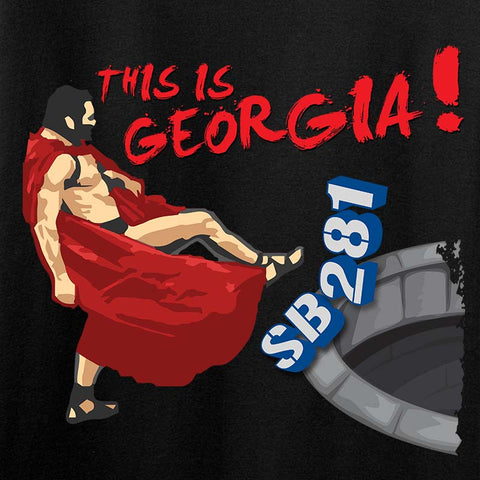Ladies This Is Georgia T-Shirt
