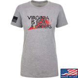 Ladies Virginia Is For Fighters T-Shirt