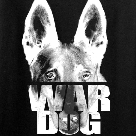 IV8888 War Dog Long Sleeve T-Shirt Long Sleeve [variant_title] by Ballistic Ink - Made in America USA