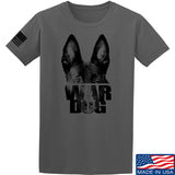 IV8888 War Dog T-Shirt T-Shirts Small / Charcoal by Ballistic Ink - Made in America USA