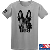 IV8888 War Dog T-Shirt T-Shirts Small / Light Grey by Ballistic Ink - Made in America USA