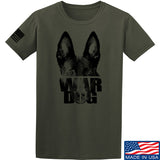 IV8888 War Dog T-Shirt T-Shirts Small / Military Green by Ballistic Ink - Made in America USA