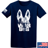 IV8888 War Dog T-Shirt T-Shirts Small / Navy by Ballistic Ink - Made in America USA
