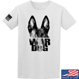 IV8888 War Dog T-Shirt T-Shirts Small / White by Ballistic Ink - Made in America USA