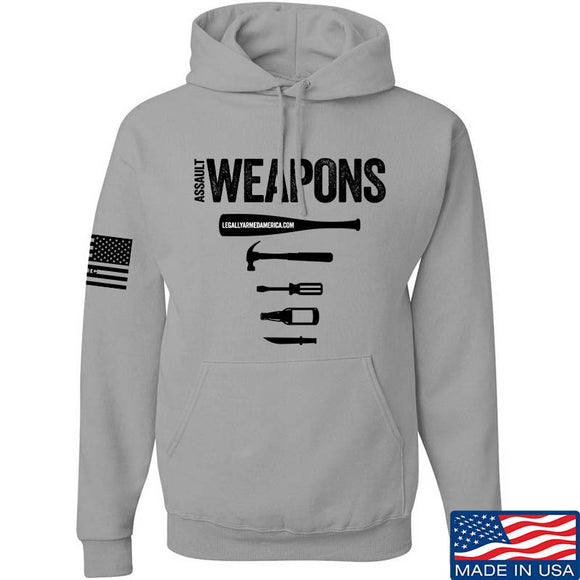 Assault Weapons Hoodie