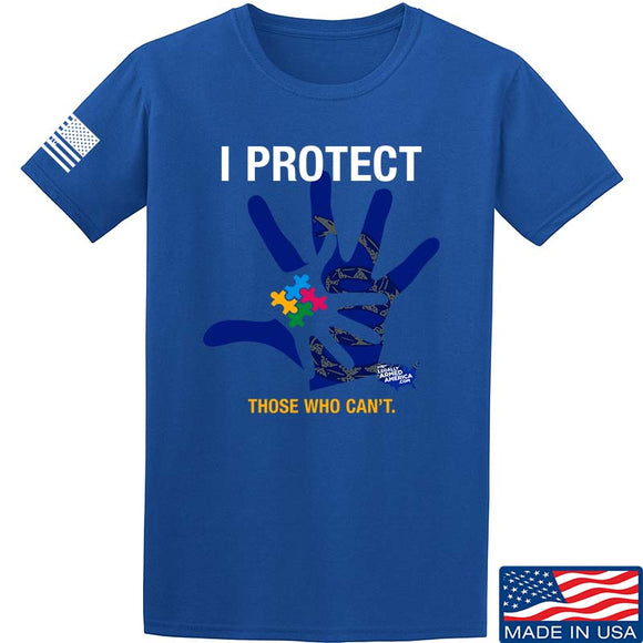 I Protect Those Who Can't T-Shirt