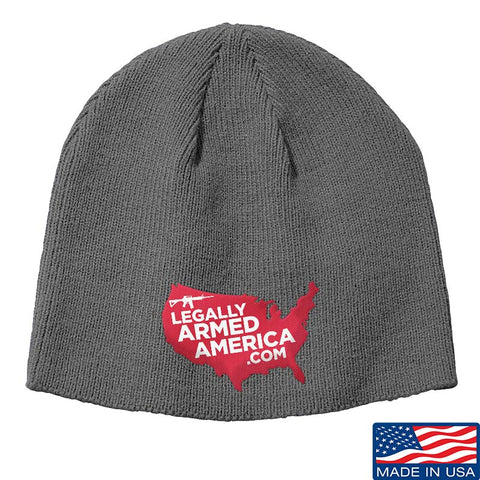 Legally Armed America Logo Beanie