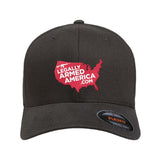 Legally Armed America Logo Flexfit® Cap