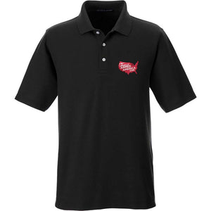Legally Armed America Logo Polo