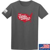 Legally Armed America Full Logo T-Shirt