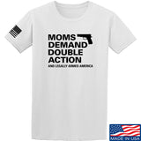 Moms Demand Double Action T-Shirt