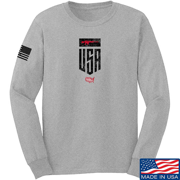 USA - AR15 Long Sleeve T-Shirt