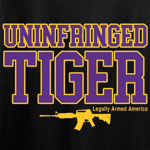 Uninfringed Tiger Long Sleeve T-Shirt