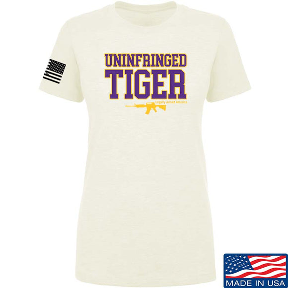 Ladies Uninfringed Tiger T-Shirt