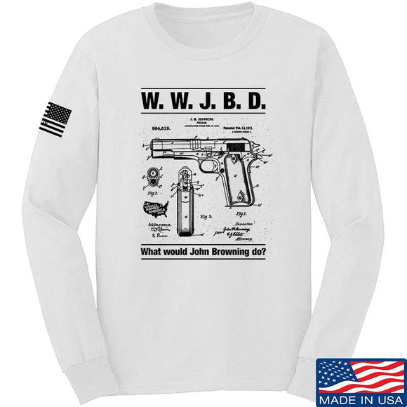 WWJBD Long Sleeve T-Shirt