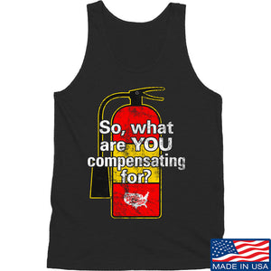 So, What Are YOU Compensating For? Tank