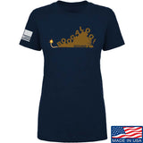 Ladies Virginia Boogaloo Round 2 T-Shirt