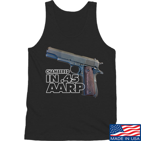 MAC M1911 .45 Tank Tanks SMALL / Black by Ballistic Ink - Made in America USA