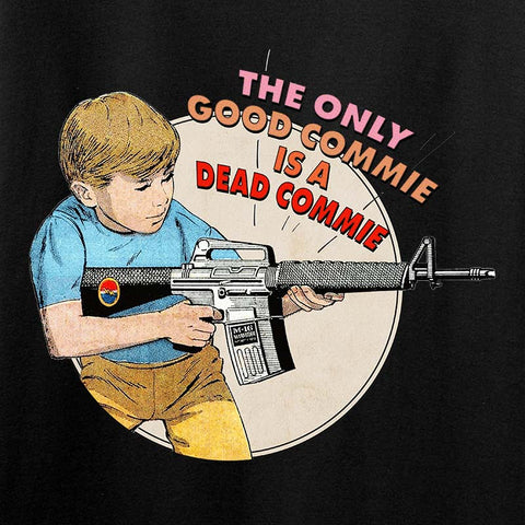 Ladies Dead Commie T-Shirt