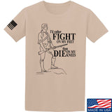 Fight On My Feet T-Shirt