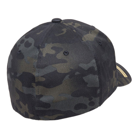 MAC I Will Not Comply Flexfit® Multicam® Trucker Cap Headwear [variant_title] by Ballistic Ink - Made in America USA