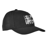 MAC I Will Not Comply Snapback Cap Headwear [variant_title] by Ballistic Ink - Made in America USA