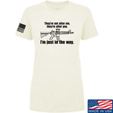 Ladies I'm Just In The Way T-Shirt
