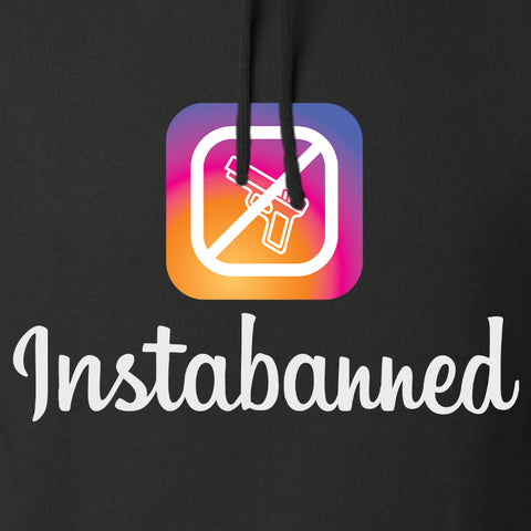 MAC Instabanned Hoodie Hoodies [variant_title] by Ballistic Ink - Made in America USA