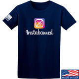 MAC Instabanned T-Shirt T-Shirts [variant_title] by Ballistic Ink - Made in America USA