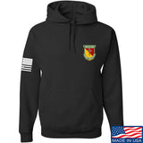 MAC MAC Military Arms Channel Chest Logo Hoodie Hoodies Small / Black by Ballistic Ink - Made in America USA