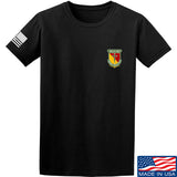 MAC MAC Military Arms Channel Chest Logo T-Shirt T-Shirts Small / Black by Ballistic Ink - Made in America USA