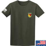 MAC MAC Military Arms Channel Chest Logo T-Shirt T-Shirts Small / Military Green by Ballistic Ink - Made in America USA