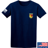 MAC MAC Military Arms Channel Chest Logo T-Shirt T-Shirts Small / Navy by Ballistic Ink - Made in America USA