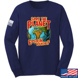 Epstein Yourself Long Sleeve T-Shirt