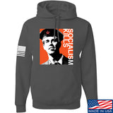 MAC Beto Guevara Hoodie Hoodies Small / Charcoal by Ballistic Ink - Made in America USA