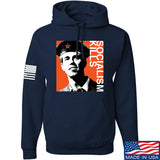 MAC Beto Guevara Hoodie Hoodies Small / Navy by Ballistic Ink - Made in America USA
