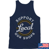 MAC Shop Local Tank Tanks SMALL / Navy by Ballistic Ink - Made in America USA