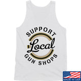 MAC Shop Local Tank Tanks SMALL / White by Ballistic Ink - Made in America USA