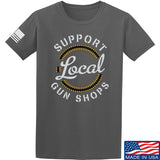 MAC Shop Local T-Shirt T-Shirts Small / Charcoal by Ballistic Ink - Made in America USA