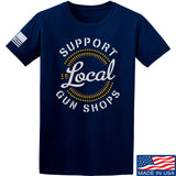 MAC Shop Local T-Shirt T-Shirts Small / Navy by Ballistic Ink - Made in America USA