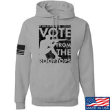 Vote From The Rooftops Hoodie
