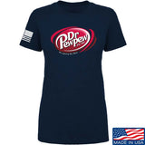 Ladies Dr Pew Pew T-Shirt