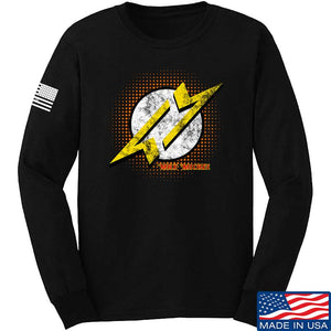 Max Michel Flash Symbol Long Sleeve T-Shirt
