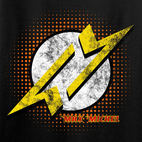 Max Michel Flash Symbol T-Shirt