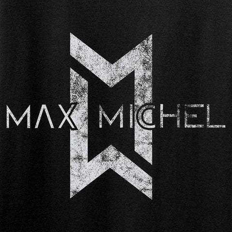 Ladies Max Michel Chest Logo T-Shirt