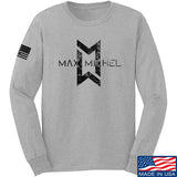 Max Michel Full Logo Long Sleeve T-Shirt