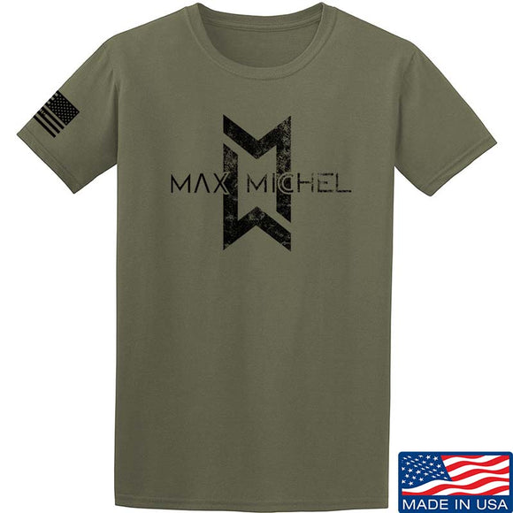 Max Michel Full Logo T-Shirt