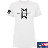Ladies Max Michel Full Logo T-Shirt