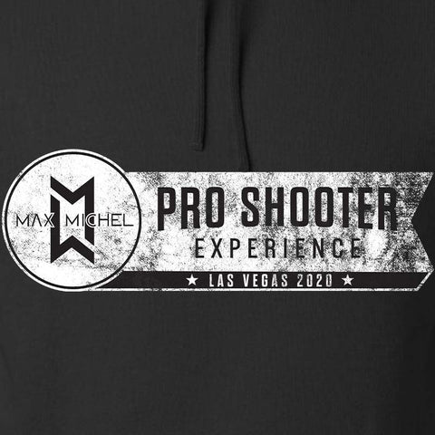 Max Michel Pro Shooter 2020 Wide Logo Hoodie